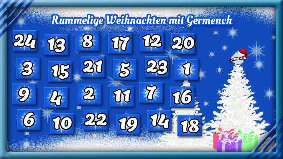Germench Adventskalender 2018