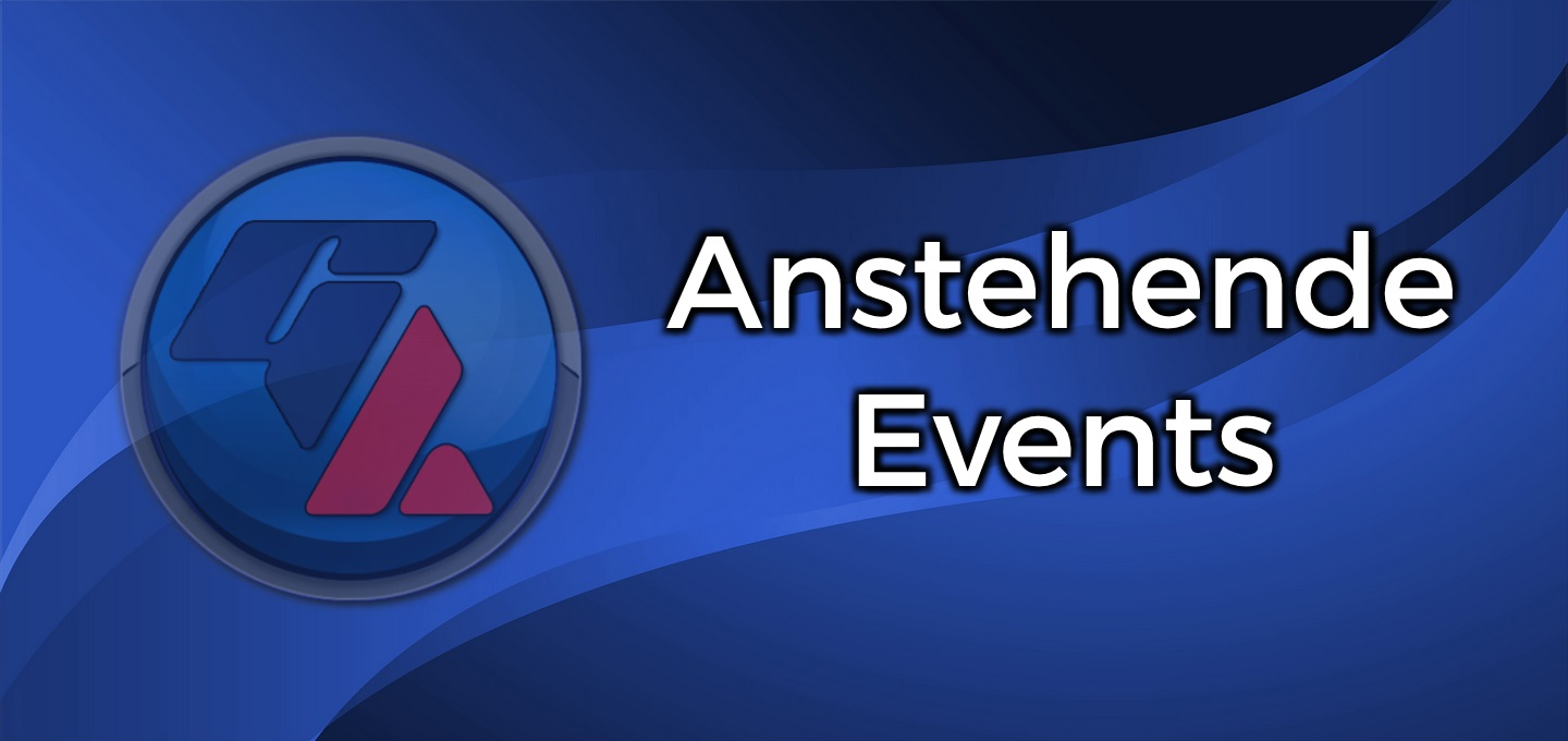Anstehende Events – November 2016