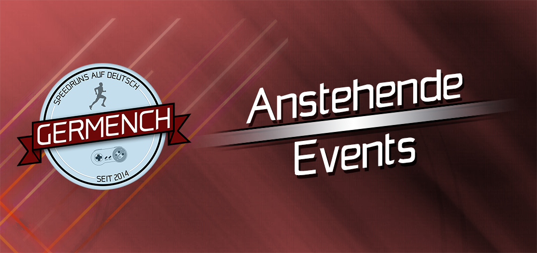 Anstehende Events – Februar 2018