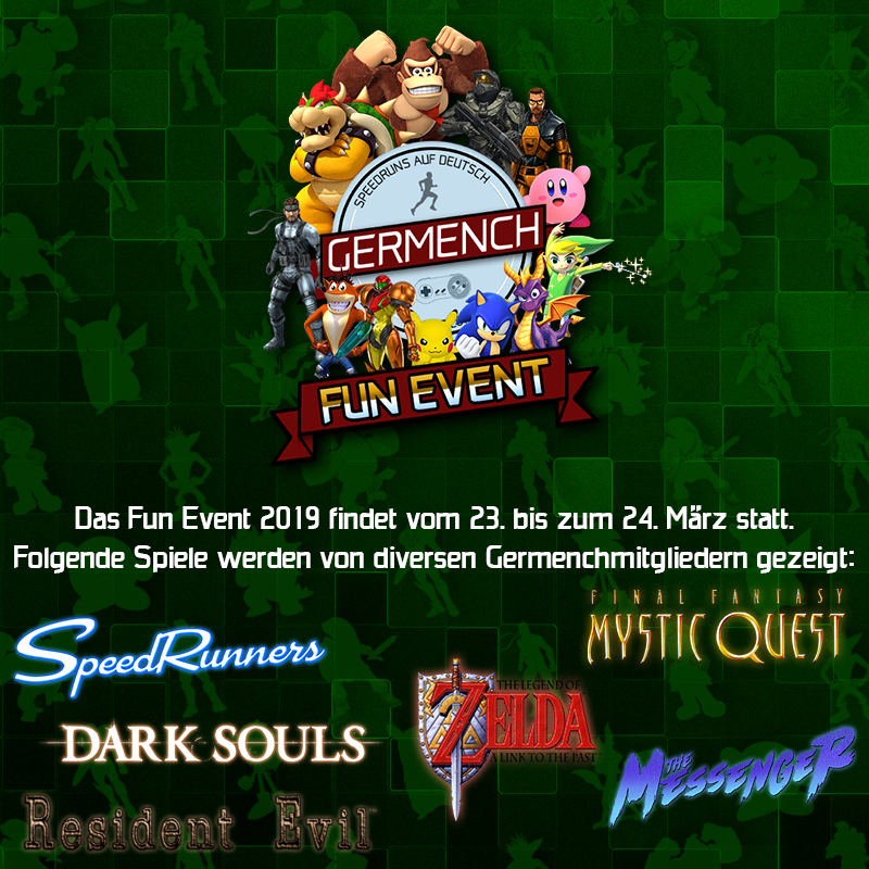 Das Germench Fun Event 2019