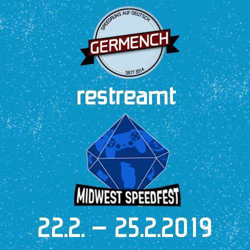 Germench restreamt Midwinter Speedsprinter 2019
