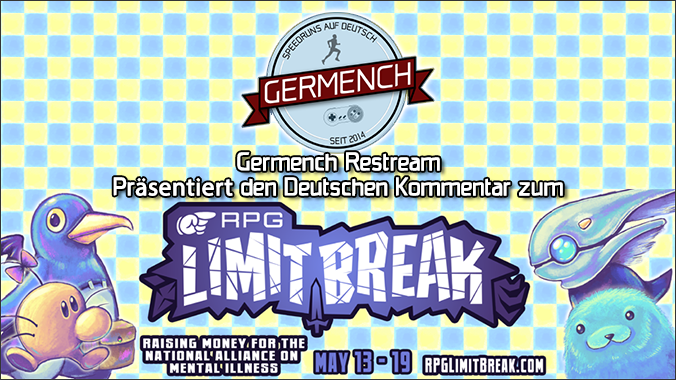 Das RPG Limit Break 2017 kommt!