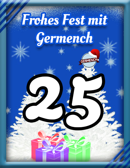 Adventskalender 2018: Tür 25